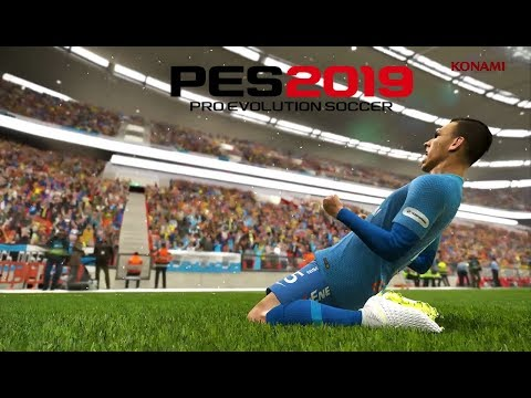 Pes 2019 Demo - Goals Skills Goalkeeper Saves & New Animations #13 - PS4