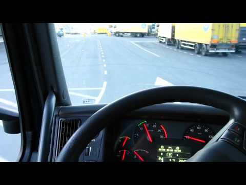 Driving the 2011 Volvo FH-480 Bio-DME field-test truck