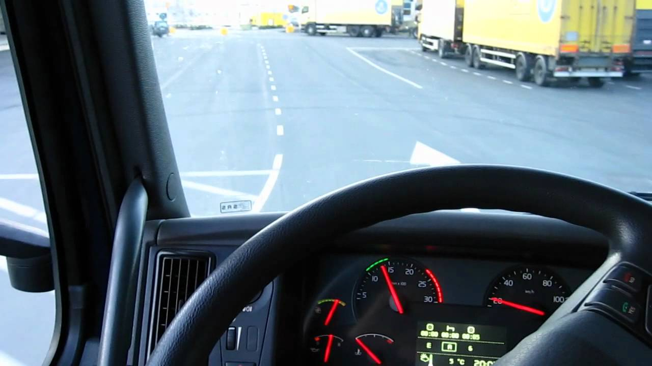 Driving The 2011 Volvo Fh 480 Bio Dme Field Test Truck