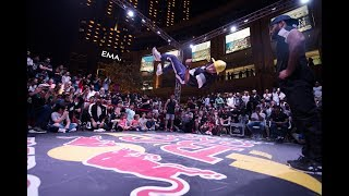 Red Bull BC One Cypher Middle East 2019 | Semifinal B-Boys: Sinbad vs. Nader