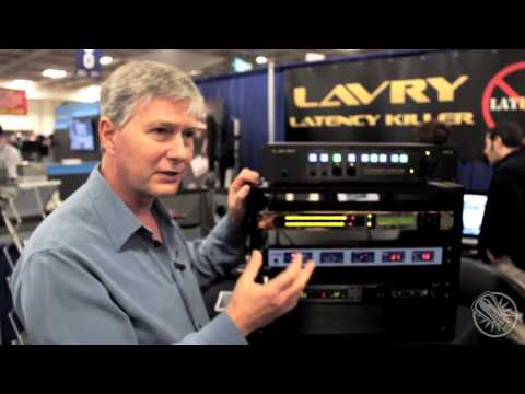 Vintage King @ AES: Lavry Latency Killer