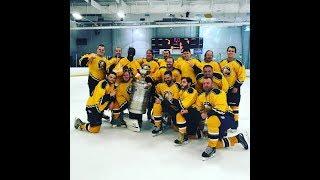 Winning the Stanley Keg!  8/27/17