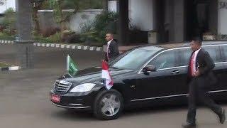 Король Саудовской Аравии: поездка в Индонезию - Джакарта