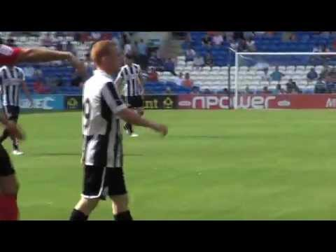 Newcastle United's Adam Campbell: Star In The Making