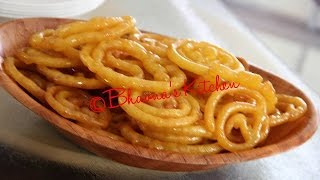 Jalebi Making made easy by Bhavna! - Video Recipe