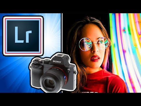 Sony A7 Picture Quality/Adobe Lightroom Editing Ep 4