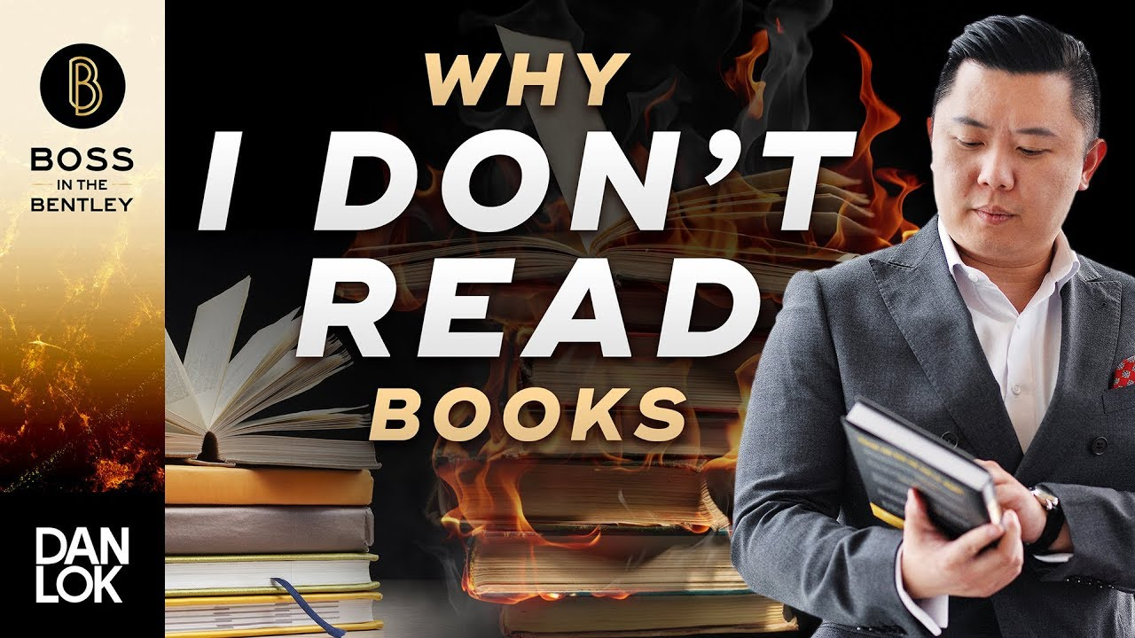 Why I Don't Read Books