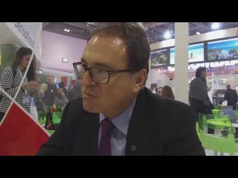 Vinicius Lummertz, president, Brazilian Tourist Board