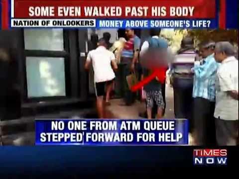 West Bengal: Man Dies Of Cardiac Arrest In ATM Queue