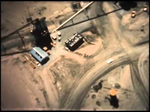 Amistad Dam Construction