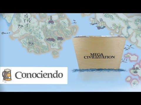 Conociendo Mega Civilization