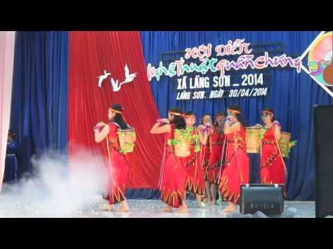 Múa Người con gái pako (Sơn Thịnh-Lãng Sơn-Yên Dũng-Bắc Giang)