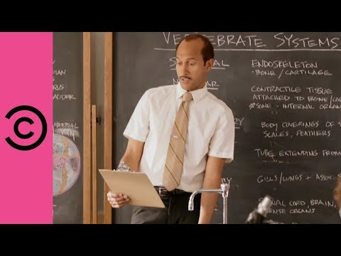 Key & Peele | Substitute Teacher Mr Garvy
