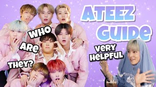 who are ateez? | a super helpful guide to ateez
