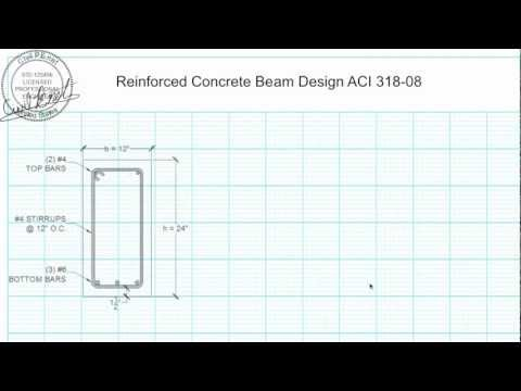 reinforced-concrete-beam-design---1-of-3
