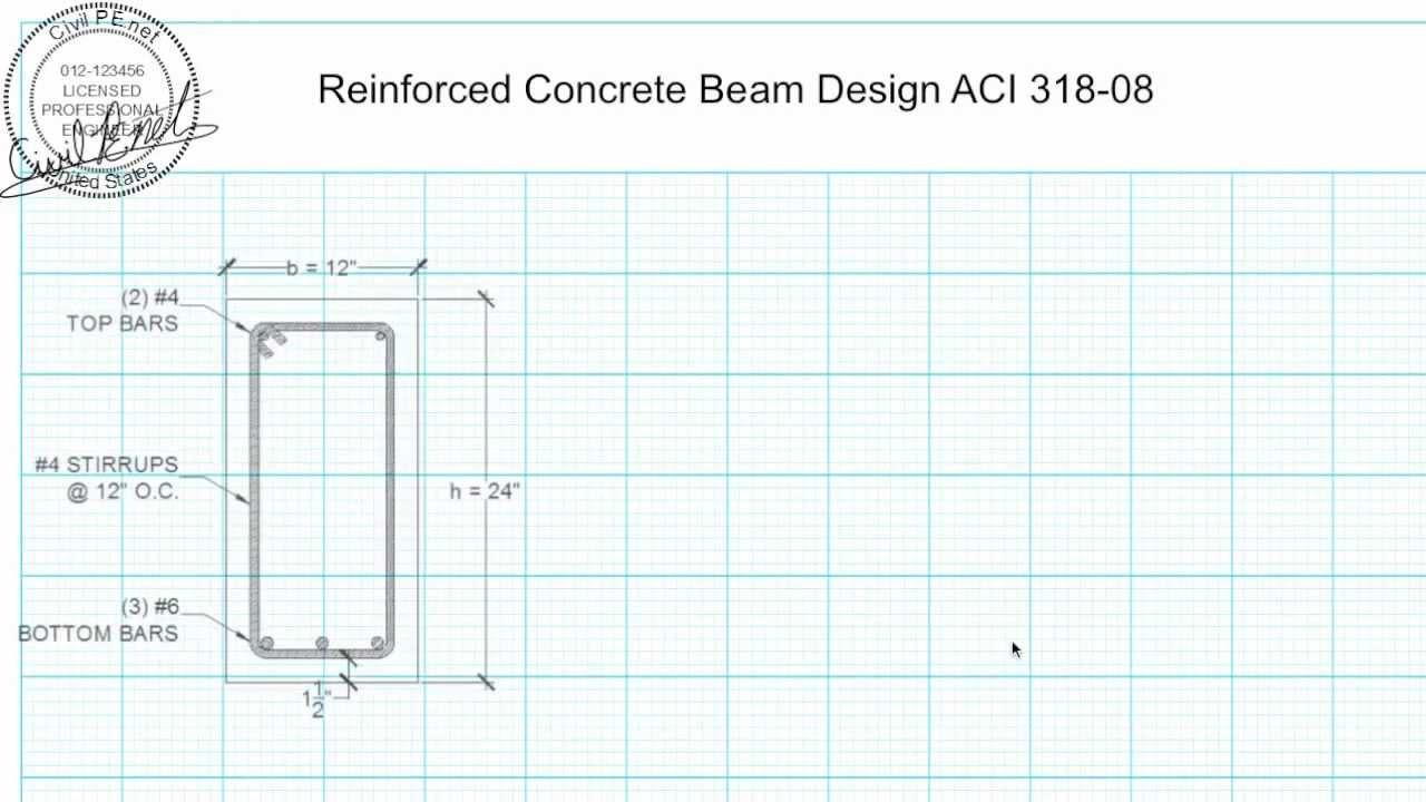 Course Title: Concrete Structures 1