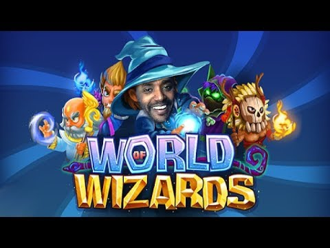 World of Wizards: Duelo de Magos! O Zig é Implacável!!! Omega Play
