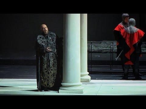 """Vladislav Sulimsky- """"Il balen del suo sorriso"""" Il Trovatore -Ария графа ди Луна из оперы """"Трубадур"""""""