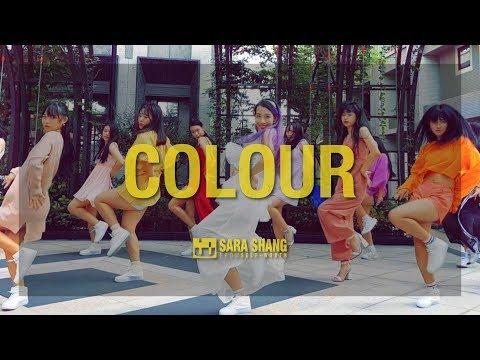 MNEK - Colour Ft. Hailee Steinfeld / Choreography By Sara Shang (SELF-WORTH)