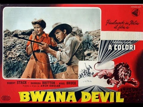 Image result for bwana devil