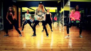 Trey Songz - Foreign Remix ft. Justin Bieber | Choreography by Fani Foka