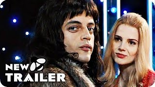 Bohemian Rhapsody Trailer (2018) Rami Malek Queen Movie