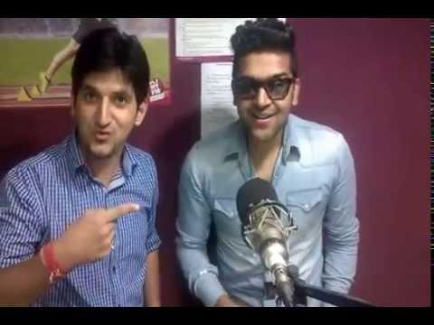 Guru Randhawa - Rj Rahul - Beat Boxing & Singing at 94.3 My FM