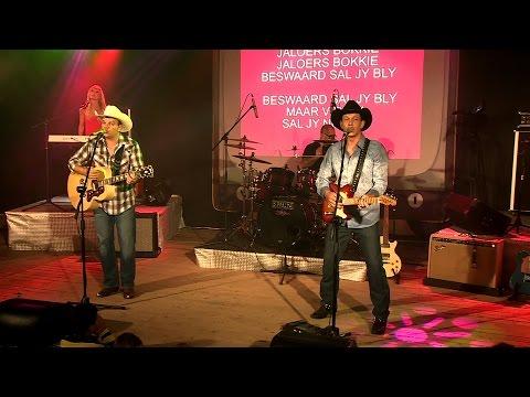 Die Campbells - Jaloers Bokkie (Bapsfontein Live DVD)