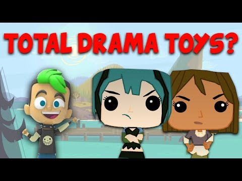 Total Drama Toys are PROBABLY Happening!