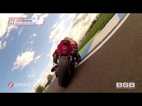 2017 MCE BSB Donington Park Free Practice Two