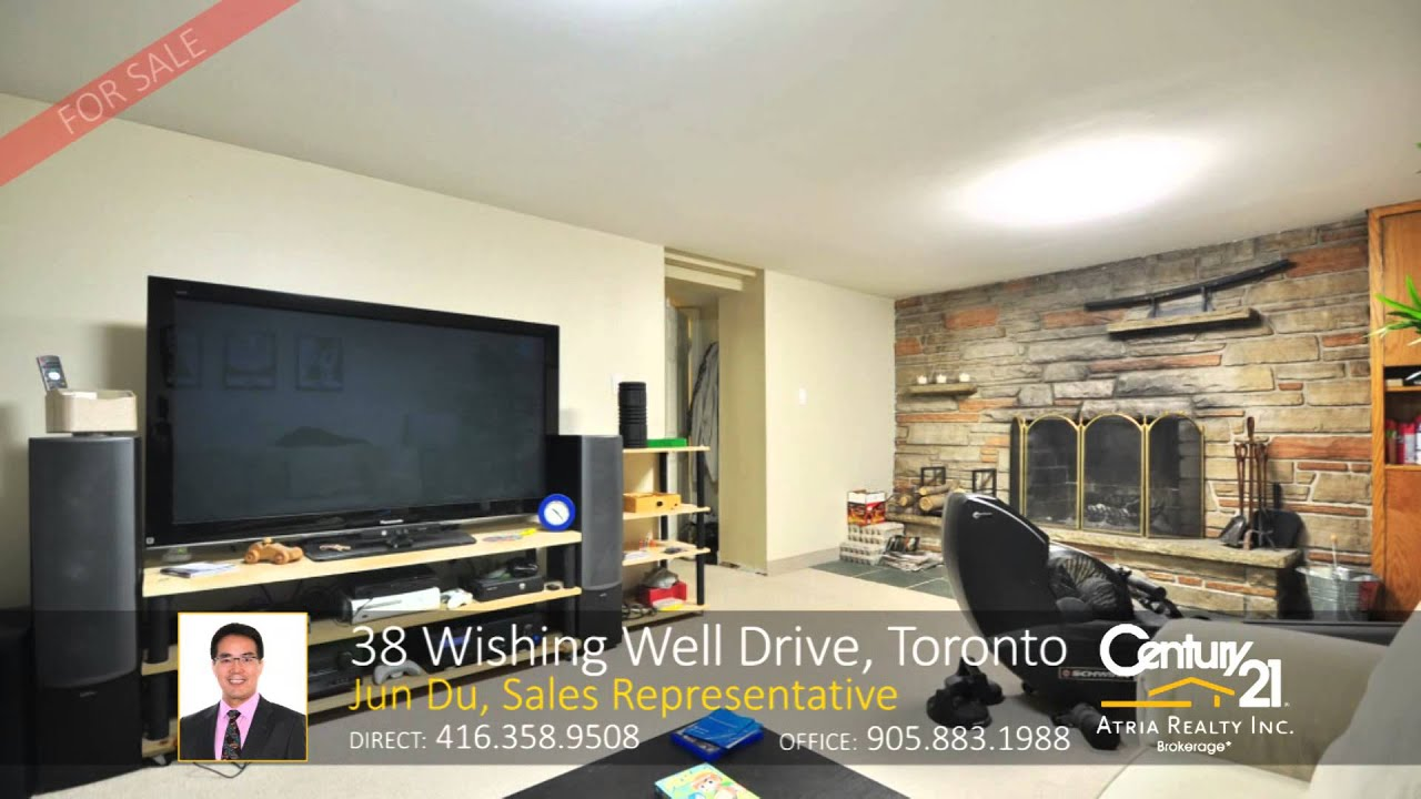 38 wishing well drive toronto home for sale by jun du sales 38 wishing well drive toronto home for sale by jun du sales representative