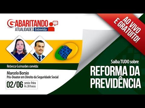 Brasil em Transição |  Saiba Tudo Sobre a Reforma da Previdência