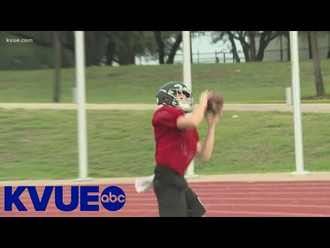 Vandegrift High School prepares for Friday Football Fever 'Game of the Week' | KVUE