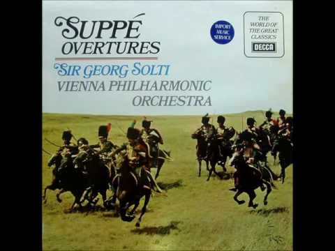 Suppé: Overtures (Georg Solti/Vienna Philharmonic Orchestra - 1959)