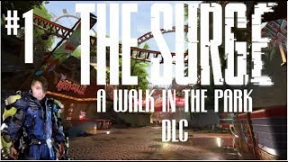 The Surge: A walk in the Park DLC, Creo World! pt.1 (no voice audio)