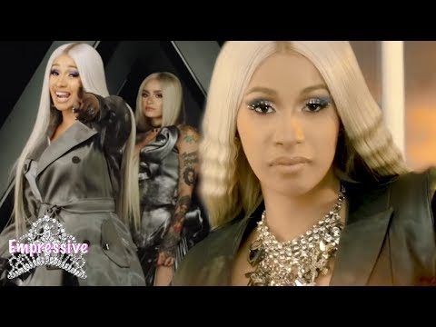 "Cardi B is upset with her video ""Ring"" 