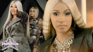 Cardi B is upset with her video