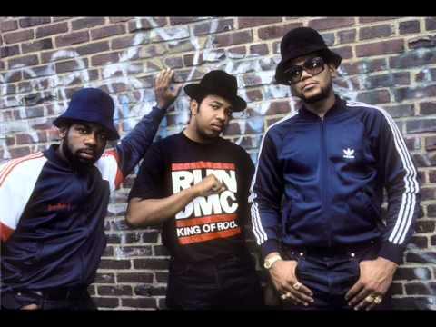 Run DMC - King Of Rock (Instrumental) 1985