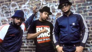 Run DMC - King Of Rock (Instrumental) 1985