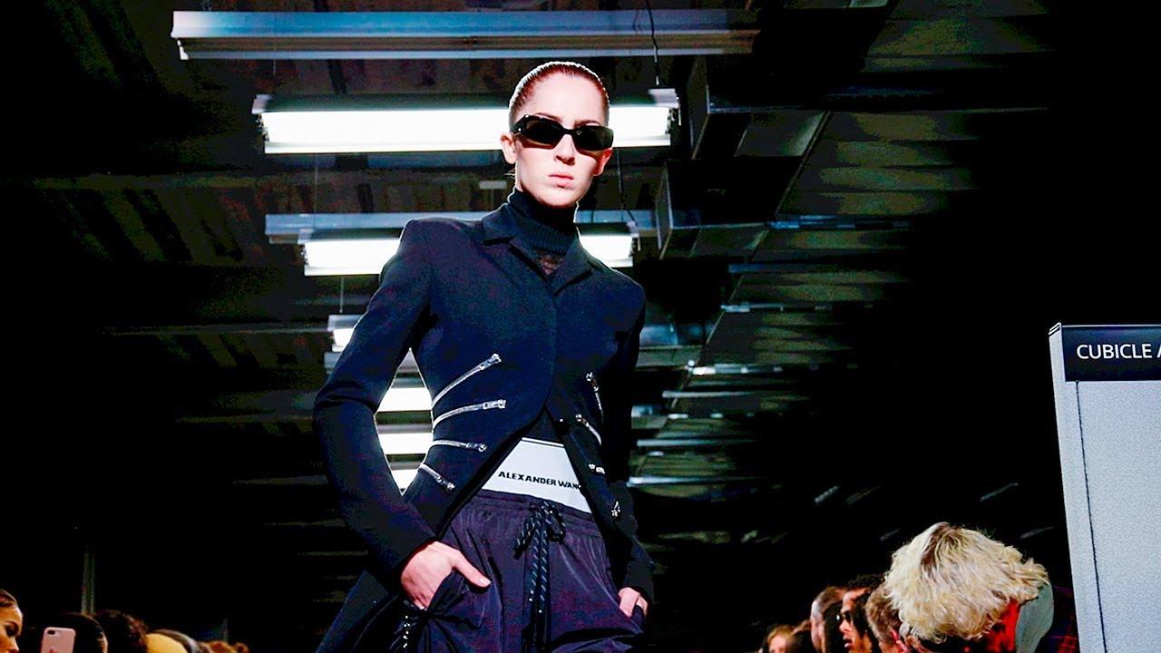 Alexander Wang | Fall Winter 2018/2019 Full Fashion Show | Exclusive