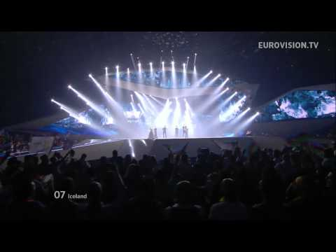 Greta Salóme & Jónsi - Never Forget - Live - Grand Final - 2012 Eurovision Song Contest