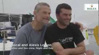 Rolex Fastnet Race 2013 - Overall Winner