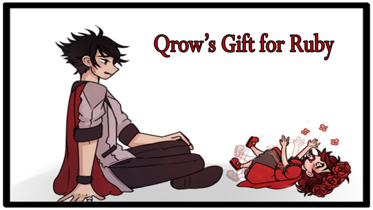 Rwby Comic Dub Qrow S Gift For Ruby Youtube