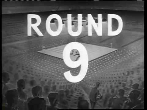 Rocky Marciano vs Don Cockell 16.5.1955 - World Heavyweight Championship (Selected Round Highlights)