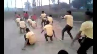 Garud academy students on perisation armed forces training in Bahanpur  ( BLY )(1)
