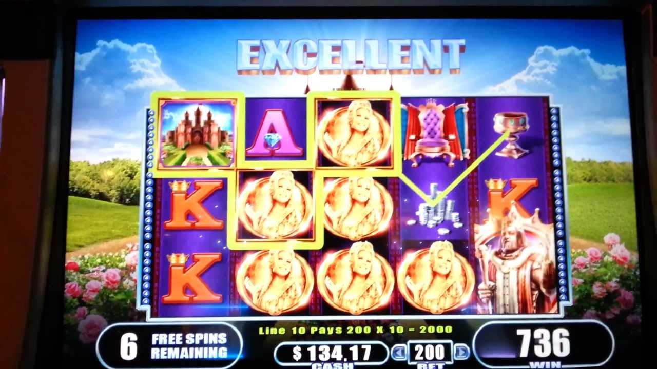 King Midas Slot Machine