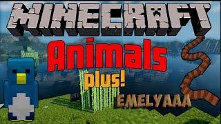 Обзор модов #1(Animals Plus Mod)