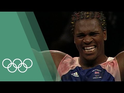 Audley Harrison relives his Boxing gold 15 years on