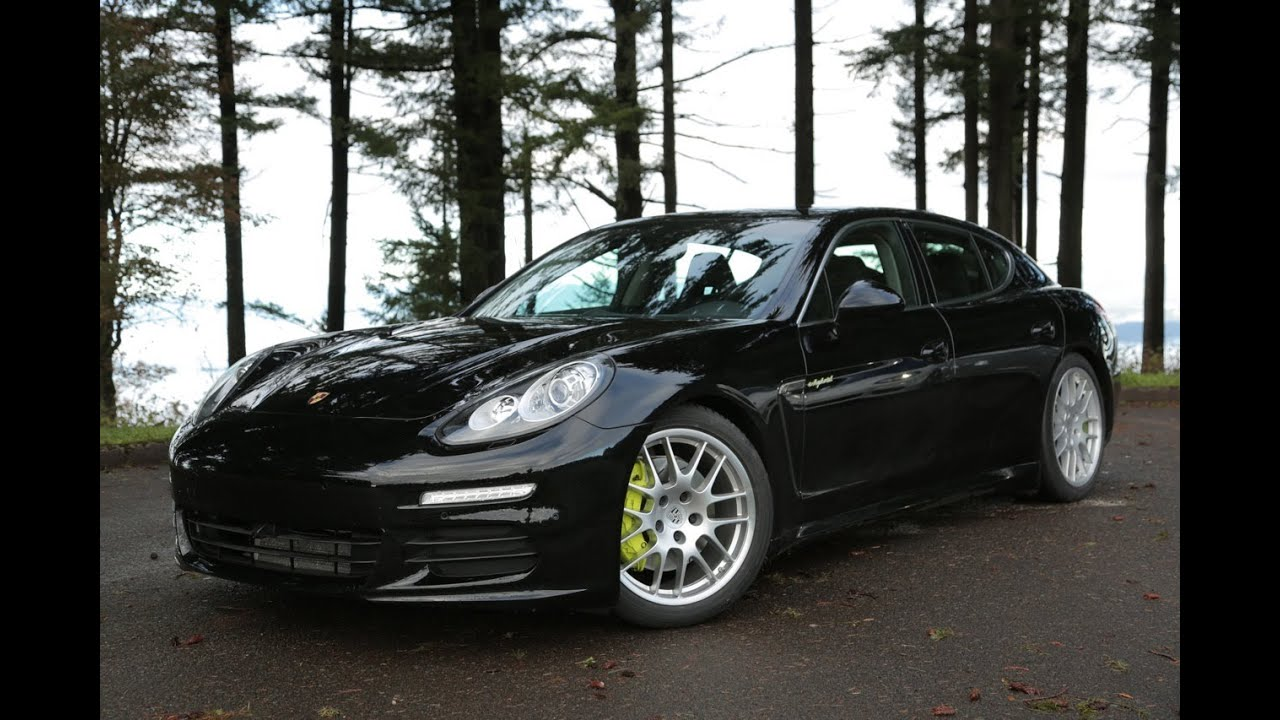 2014 porsche panamera s e hybrid review youtube. Black Bedroom Furniture Sets. Home Design Ideas