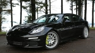 Porsche Panamera S E-Hybrid 2014 Videos